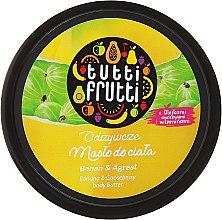 Düfte, Parfümerie und Kosmetik Körperöl - Farmona Tutti Banana Gooseberry Body Butter