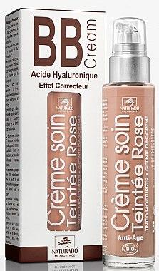 Anti-Age BB Creme mit Hyaluronsäure - Naturado En Provence Bio BB Cream — Bild N1