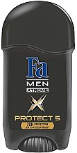 Düfte, Parfümerie und Kosmetik Deostick Antitranspirant - Fa Men Xtreme 5 Protect Stick