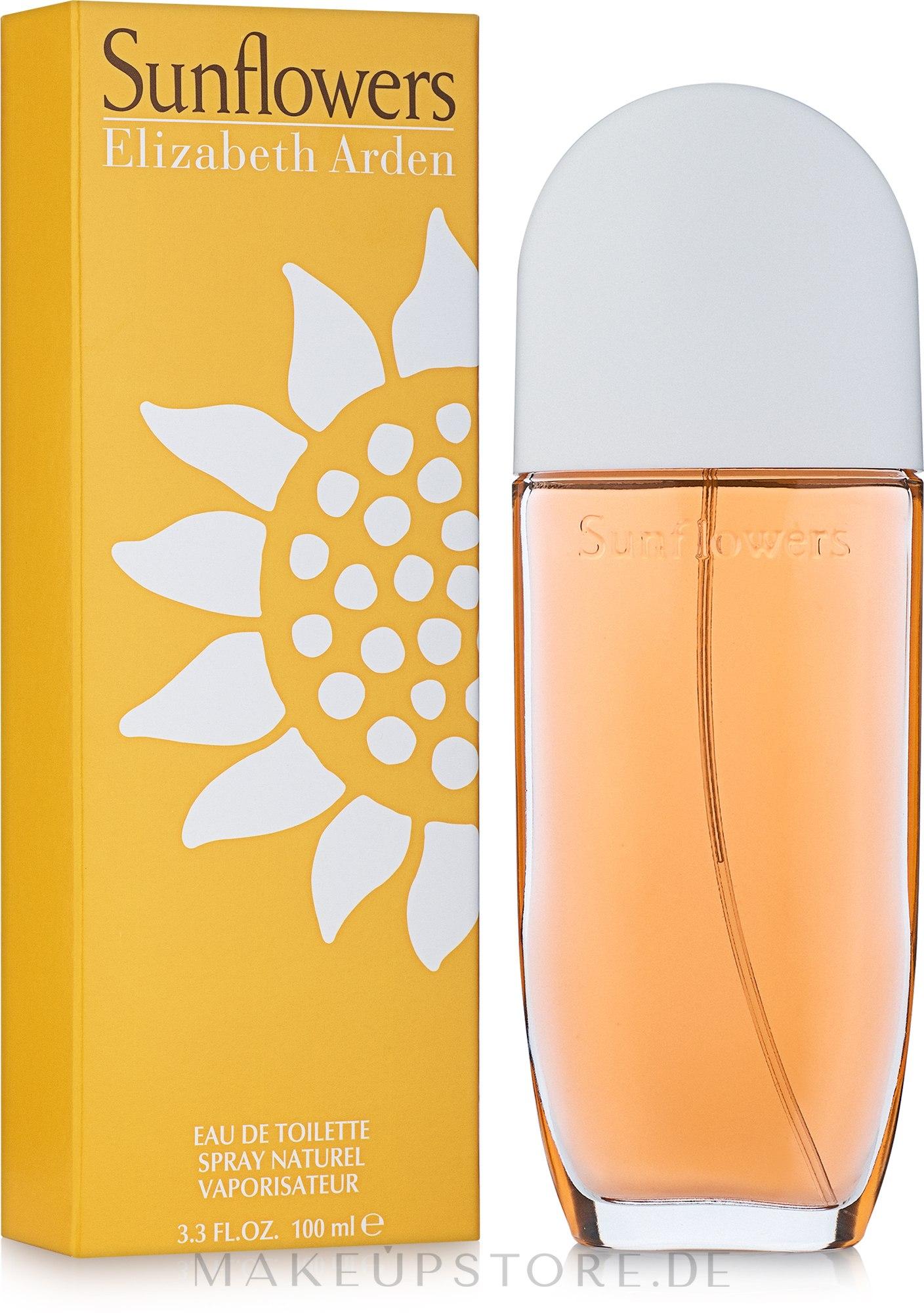 Elizabeth Arden Sunflowers - Eau de Toilette  — Bild 30 ml