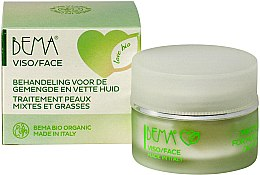 Düfte, Parfümerie und Kosmetik Gessichtscreme - Bema Cosmetici Love Bio Traitement Peaux Mixtes Et Grasses