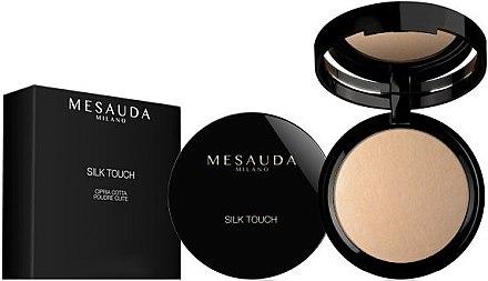 Gebackener Gesichtspuder - Mesauda Milano Silk Touch Powder — Bild N1