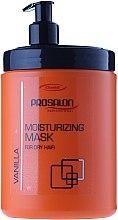 """Düfte, Parfümerie und Kosmetik Feuchtigkeitsmaske """"Vanille"""" - Prosalon Hair Care Mask"""