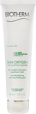 Reinigungsgel - Biotherm Skin Oxygen Depolluting Cleanser — Bild N1