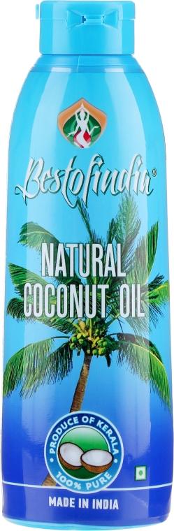 Kokosöl für Körper und Haar - Bestofindia Natural Coconut Oil