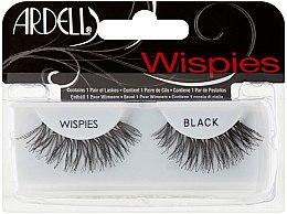 Düfte, Parfümerie und Kosmetik Künstliche Wimpern - Ardell Fashion Lashes Wispies Black