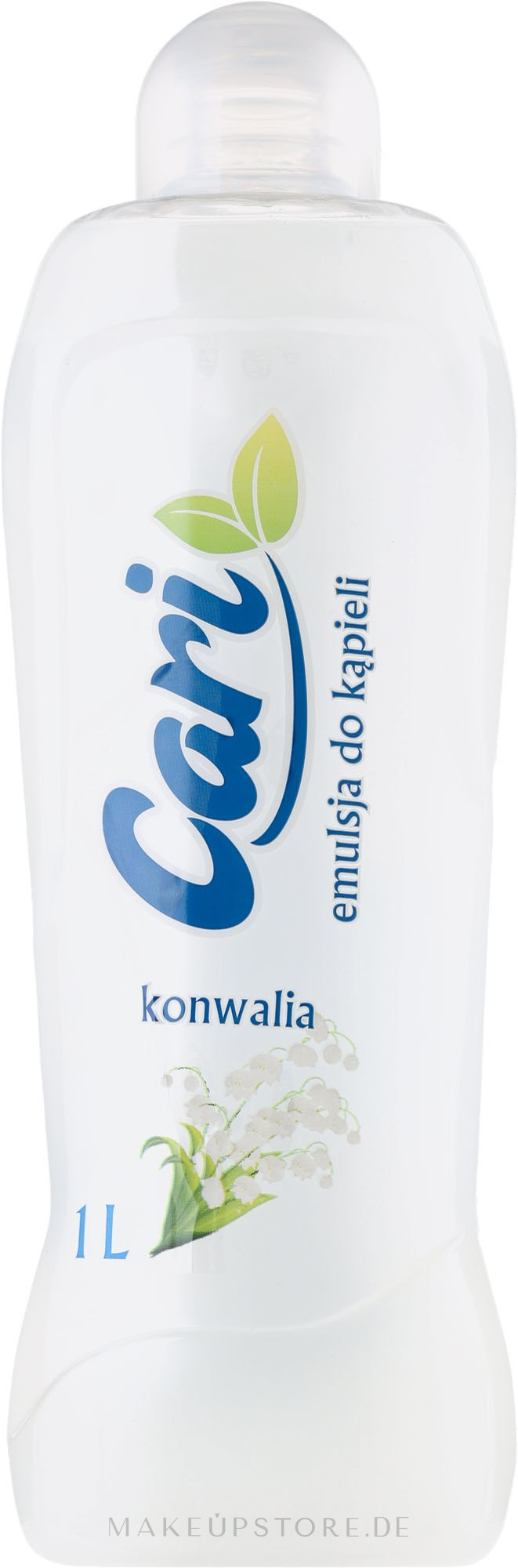 Emulsion für das Bad mit Maiglöckchenduft - Cari Bath Emulsion — Bild 1000 ml
