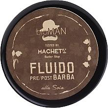 Düfte, Parfümerie und Kosmetik Pre und After Shave Fluid für Männer - BioBotanic BioMAN Pre/After Shave Fluid