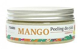 Düfte, Parfümerie und Kosmetik Straffendes Körperpeeling mit Mangoduft - Mohani Natural Mango Peel