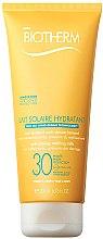 Düfte, Parfümerie und Kosmetik Sonnenschutzmilch für Gesicht und Körper SPF 30 - Biotherm Lait Solaire Hydratant SPF 30