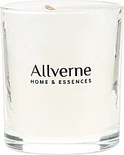 Duftkerze im Glas Green Tea from Japan - Allvernum Home & Essences Candle — Bild N2