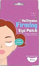Düfte, Parfümerie und Kosmetik Straffende Augenpatches - Cettua Halfmoon Firming Eye Patch
