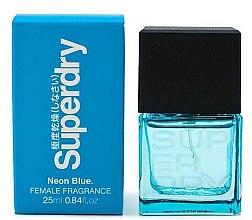 Düfte, Parfümerie und Kosmetik Superdry Neon Blue - Eau de Toilette