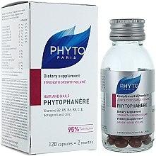 Nahrungsergänzungsmittel für gesunde Haare und Nägel - Phyto Phytophanere Hair And Nails Dietary Supplement — Bild N1