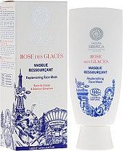 Düfte, Parfümerie und Kosmetik Regenerierende Gesichtsmaske - Natura Siberica Mon Amour Replenishing Face Mask