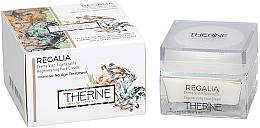 Düfte, Parfümerie und Kosmetik Regenerierende Gesichtscreme mit Hyaluronsäure, Olivenöl, Sheabutter und Vitamin C und E - Therine Regalia Regenerating Face Cream