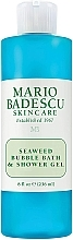Düfte, Parfümerie und Kosmetik Duschgel mit Seetang - Mario Badescu Seaweed Bubble Bath & Shower Gel