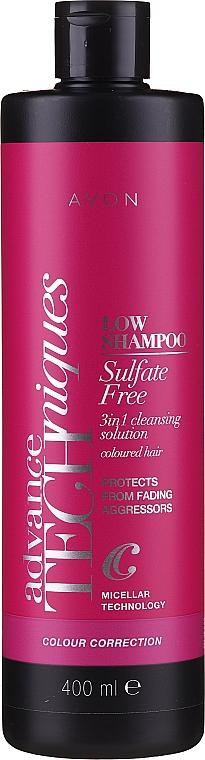 Sulfatfreies Shampoo - Avon Advance Techniques Color Correction — Bild N1
