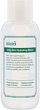 Feuchtigkeitsspendendes Gesichtswasser mit grünem Tee Extrakt - Klairs Daily Skin Hydrating Water — Bild N1