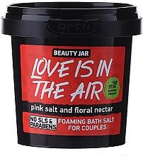Düfte, Parfümerie und Kosmetik Schäumendes Badesalz mit Rosensalz und Blumennektar - Beauty Jar Foaming Bath Salt