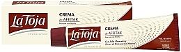 Düfte, Parfümerie und Kosmetik Rasiercreme für empfindliche Haut - La Toja Hidrotermal Classic Shaving Cream Sensitive Skin