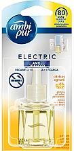 Düfte, Parfümerie und Kosmetik Nachfüller für elektrischen Lufterfrischer Anti-Tabak - Ambi Pur Electric Air Freshener Refill Anti-Tobacco