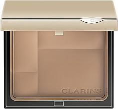 Düfte, Parfümerie und Kosmetik Kompakter mattierender Mineralpuder - Clarins Ever Matte Shine Control Mineral Powder Compact