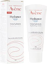 Düfte, Parfümerie und Kosmetik Intensive feuchtigkeitsspendende Gesichtscreme - Avene Hydrance Rich Hydrating Cream
