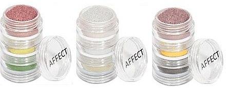 Lidschatten-Set - Affect Cosmetics Charmy Pigment Loose Eyeshadow Set  — Bild N3