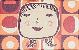 Düfte, Parfümerie und Kosmetik Natürliche Seife Keep Smiling mit Zitrusduft - Bath House Barefoot Keep Smiling Soap Bar