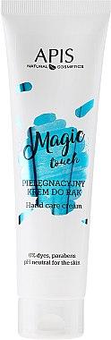 Leichte Handcreme mit Arganöl und Sheabutter - APIS Professional Magic Touch Hand Cream — Bild N1
