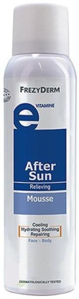 Kühlende After Sun Körper- und Gesichtsmousse - Frezyderm After Sun Mousse — Bild N1