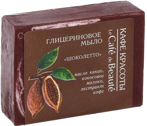 Glycerinseife The Chocolate - Le Cafe de Beaute Glycerin Soap — Bild N1