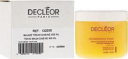 Düfte, Parfümerie und Kosmetik Aromatischer Massagebalsam für den Körper - Decleor Aromessence Tonic Aromatic Massage Balm