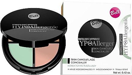Hypoallergener Abdeckstift - Bell Hypoallergenic Skin Camouflage Concealer — Bild N1