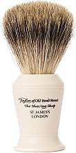 Düfte, Parfümerie und Kosmetik Rasierpinsel P376 Größe L - Taylor of Old Bond Street Shaving Brush Pure Badger size L