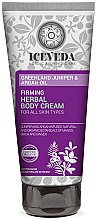 Düfte, Parfümerie und Kosmetik Körpercreme - Natura Siberica Greenland Juniper&Argan Oil Firming Body Cream