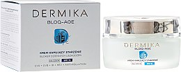 Düfte, Parfümerie und Kosmetik Anti-Aging Tagescreme - Dermika Bloq-Age Anti-Ageing Cream SPF15