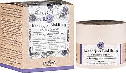 Düfte, Parfümerie und Kosmetik Feuchtigkeitsspendende Gesichtscreme 30+ - Farmona Canadian BioLifting Black Spruce