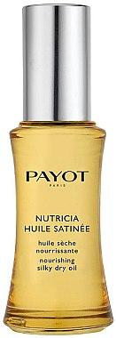 Intensiv nährendes Haaröl - Payot Nutricia Nutricia Huile Satinee Ultra-Nourishing Silky Dry Oil — Bild N1