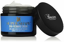 Düfte, Parfümerie und Kosmetik Feuchtigkeitsspendende Anti-Aging Gesichtscreme für Männer - Baxter of California Super Shape Skin Recharge Cream