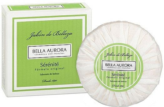Beauty-Seife zur Make-up-Entfernung - Bella Aurora Serenite Beauty Soap