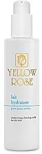 Düfte, Parfümerie und Kosmetik Feuchtigkeitsspendende und milde Reinigungsmilch für trockene und empfindliche Haut - Yellow Rose Moisturising Cleansing Milk