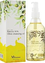 Düfte, Parfümerie und Kosmetik Hydrophiles Gesichtsreinigungsöl mit Olive - Elizavecca Face Care Olive 90% Cleansing Oil