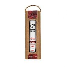 Düfte, Parfümerie und Kosmetik Lifting Roll-on für die Augenpartie mit Vitaminen A, E und C - GoNature Lift Eye Roll-On with vit. A+E+C Vitao°