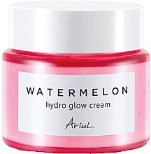 Düfte, Parfümerie und Kosmetik Feuchtigkeitsspendende Gesichtscreme mit Wassermelone - Ariul Watermelon Hydro Glow Cream