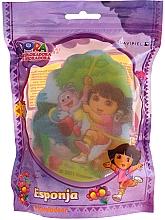 Düfte, Parfümerie und Kosmetik Kinder-Badeschwamm Dora 169-14 gelb - Suavipiel Dora Bath Sponge