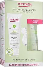 Düfte, Parfümerie und Kosmetik Gesichtspflegeset - Topicrem AC (Gesichtscreme 40ml + Reinigungsgel 75ml)