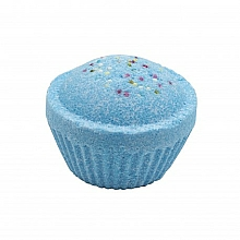 Düfte, Parfümerie und Kosmetik Funkelnde Cupcake-Badebombe Passionsblume - The Secret Soap Store