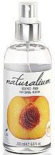 Düfte, Parfümerie und Kosmetik Köpernebel mit Pfirsichduft - Naturalium Body Mist Peach